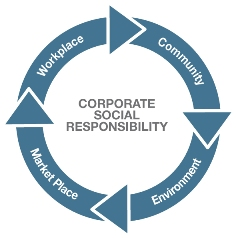 development in the corporate general environment